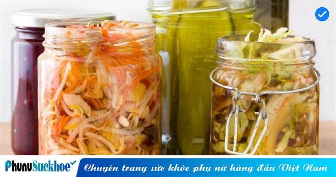 Người Việt ai cũng thích ăn dưa cà muối, vậy ăn thế nào cho ngon cái miệng mà không hại cái thân?