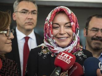 Lindsay Lohan - 'mỹ nữ nóng bỏng nhất thế giới' già nua không nhận ra