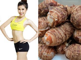 Chị em thường ăn khoai lang để giảm cân nhưng đây mới là loại khoai có tác dụng giảm cân nhanh nhất