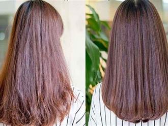 5 cách làm cho tóc mềm mượt siêu tiết kiệm tại nhà