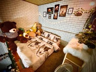 Thuê căn phòng trọ cũ, 9x Sài Gòn gây bất ngờ với màn lột xác ngoạn mục