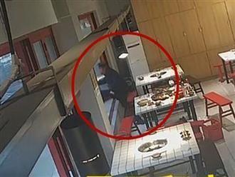 Phẫn nộ trước hành động vào nhà hàng ăn uống no say, 3 người nhảy qua cửa sổ chạy trốn để quỵt tiền