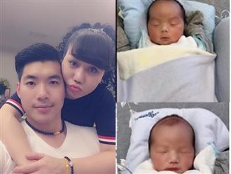 Nguyên Vũ để lộ diện mạo cặp song sinh nhà Trương Nam Thành, dân mạng 'bấn loạn' vì quá giống bố