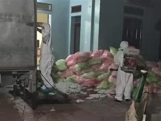 Nam thanh niên thu gom hơn 600 kg khẩu trang đã qua sử dụng từ Vĩnh Phúc