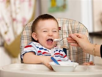 Những thực phẩm tuyệt đối không cho bé 6 tháng tuổi ăn, nhất là khi bụng đói