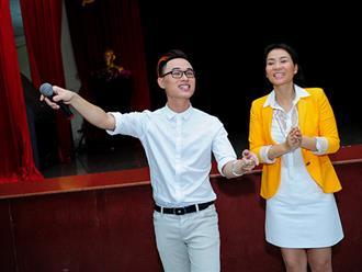 Ca sĩ Trúc nhân tiếc rẻ: ' Vì sao 20 năm làm nghề cùng giọng hát khủng khiếp mà sư phụ Thu Minh không quay MV?'