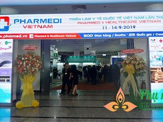 Cơ hội hợp tác giữa các doanh nghiệp tại Triển lãm Y tế Quốc tế Việt Nam 2019