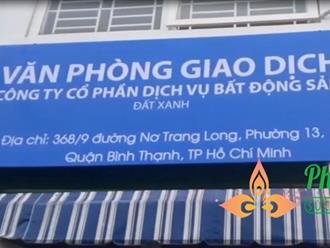 Khách hàng mua đất dự án Gold Hill Trảng Bom - Đồng Nai yêu cầu chủ đầu tư Công ty CP DV bất động sản Đất Xanh trung thực
