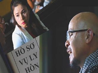Ông Đặng Lê Nguyên Vũ gay gắt với vợ trong phiên tòa ly hôn