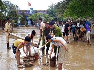 Bộ y tế hướng dẫn người dân cách phòng chống 5 căn bệnh nguy hiểm sau mùa mưa lũ