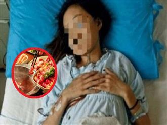 Cô gái 26 tuổi bị đột quỵ, nhập viện trong tình trạng hôn mê, méo mồm, nôn ói trong vô thức vì món ăn yêu thích