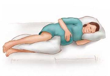 10 tư thế giảm đau khi chuyển dạ mà mẹ bầu cần biết   - Ảnh 10
