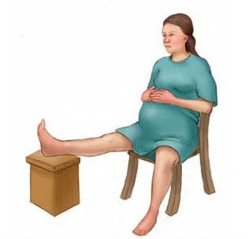 10 tư thế giảm đau khi chuyển dạ mà mẹ bầu cần biết   - Ảnh 5