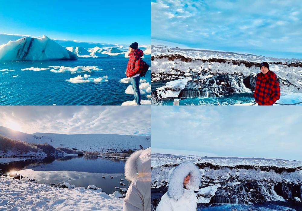 Bảo Anh - Hồ Quang Hiếu cùng nhau đi du lịch Iceland để nối lại tình xưa? - Ảnh 1