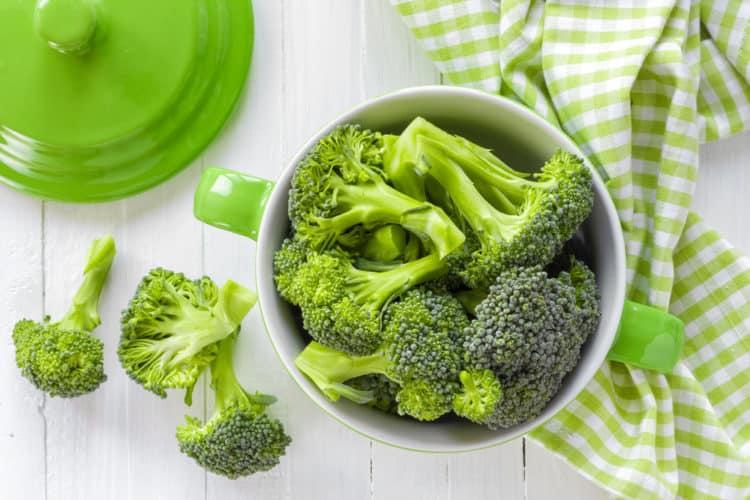Những loại rau tốt cho bà bầu và cách thêm rau vào chế độ ăn - Ảnh 5