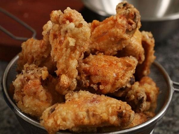 Cuối tuần, làm cánh gà rán kiểu Hàn thơm ngon giòn rụm đãi cả nhà - Ảnh 10