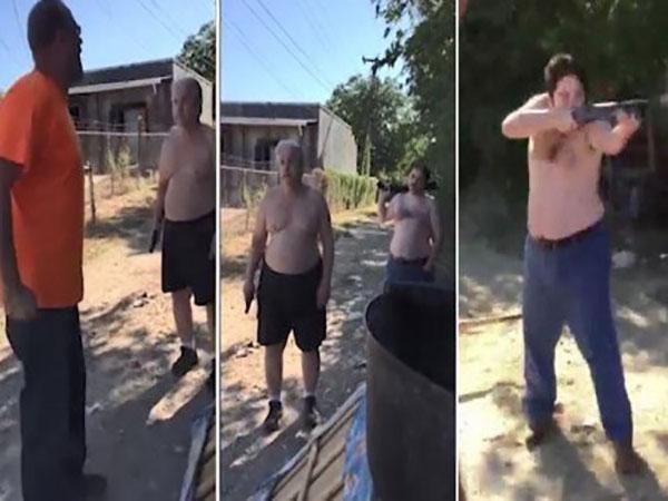Mỹ: Hai cha con cầm súng bắn xối xả hàng xóm chỉ vì vứt rác bừa bãi - Ảnh 1