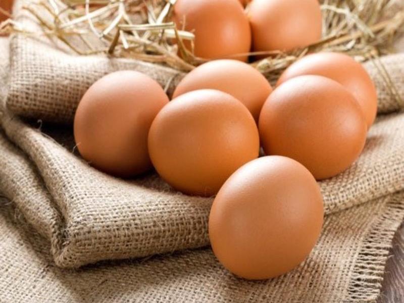 Trứng là nguồn thực phẩm giàu vitamin D