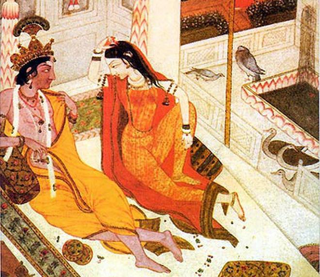 """Kamasutra có thể tạm dịch là """"châm ngôn về tình yêu"""""""