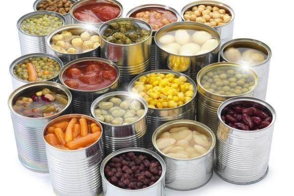 Ăn nhiều thực phẩm đóng hộp khiến dạ dày phải làm việc