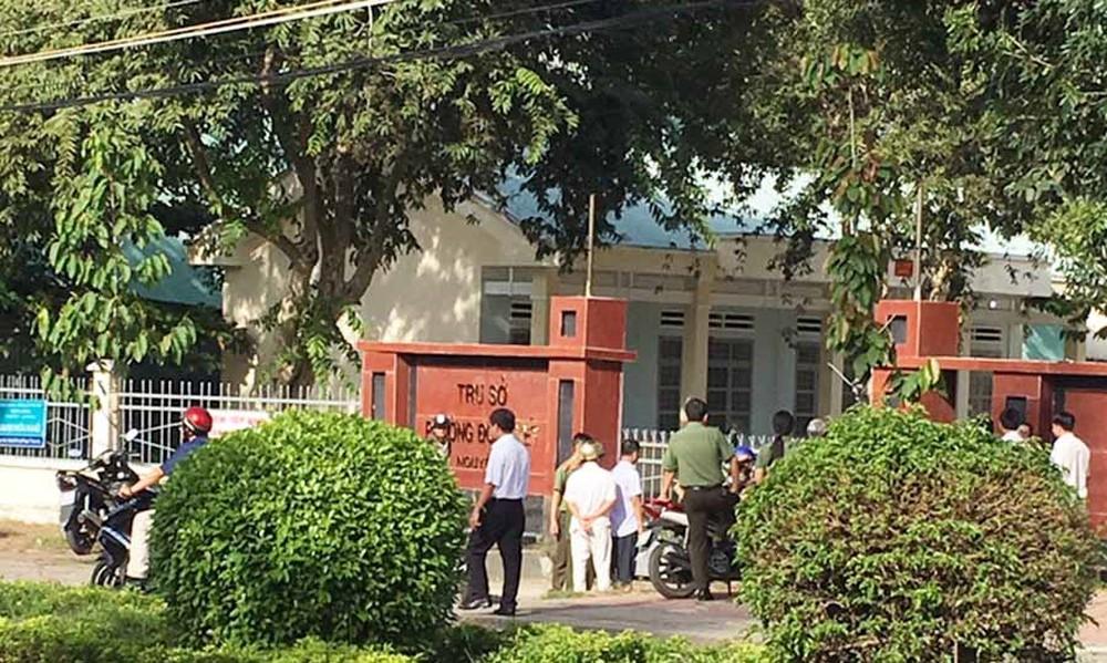 Hung thủ xách súng vào trụ sở bắn chết nữ Phó Chủ tịch HĐND phường bị khởi tố - Ảnh 1