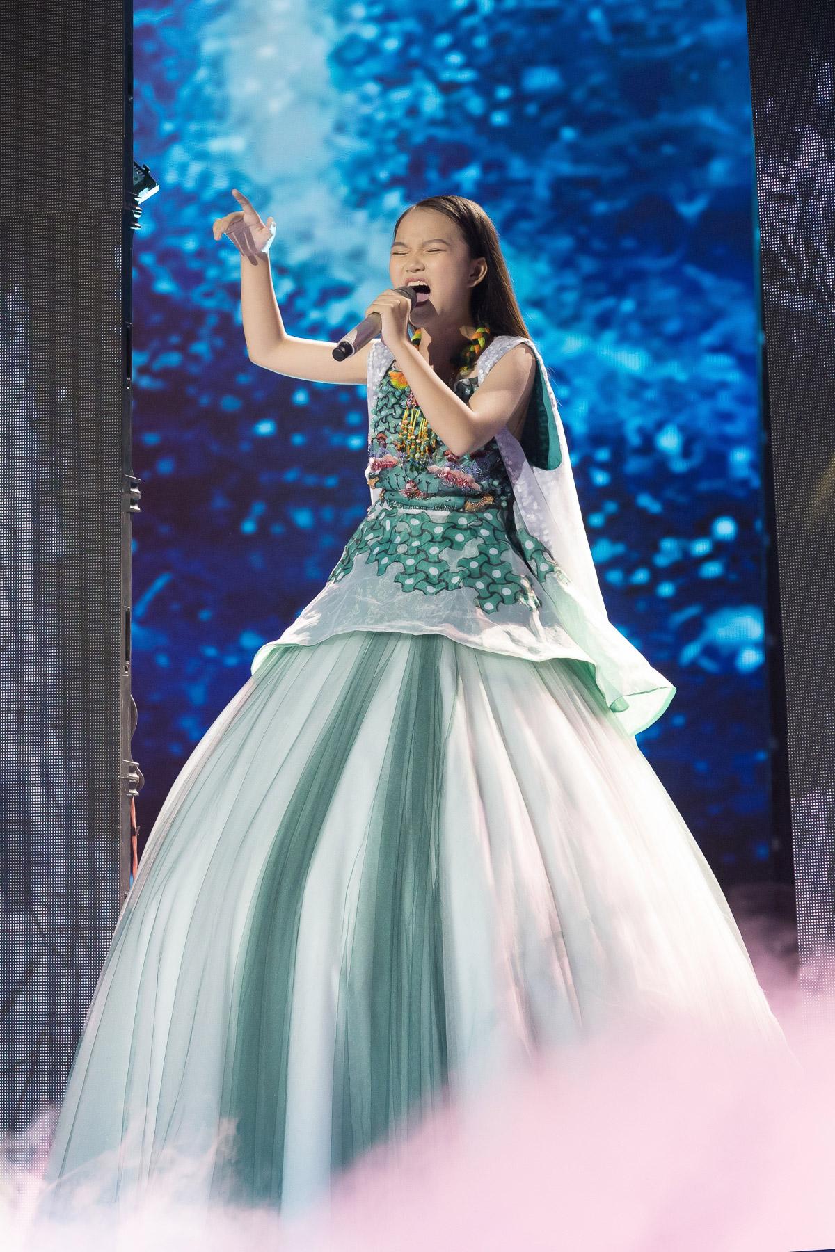 Lưu Hương Giang – Hồ Hoài Anh lần thứ 3 làm nên quán quân tại Giọng hát Việt nhí - Ảnh 2