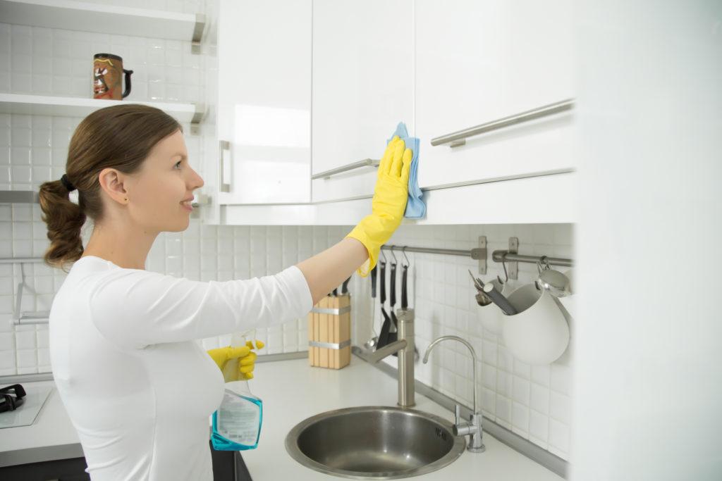 Bỏ túi mẹo dọn nhà bếp 'vừa nhanh vừa sạch' để đón Tết - Ảnh 3