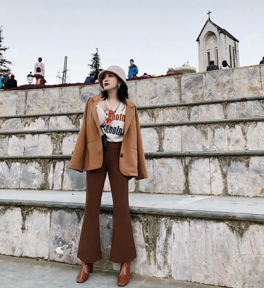 Em gái Hương Tràm 'cực chất' với street style sành điệu chẳng kém cạnh mỹ nhân Vbiz - Ảnh 9