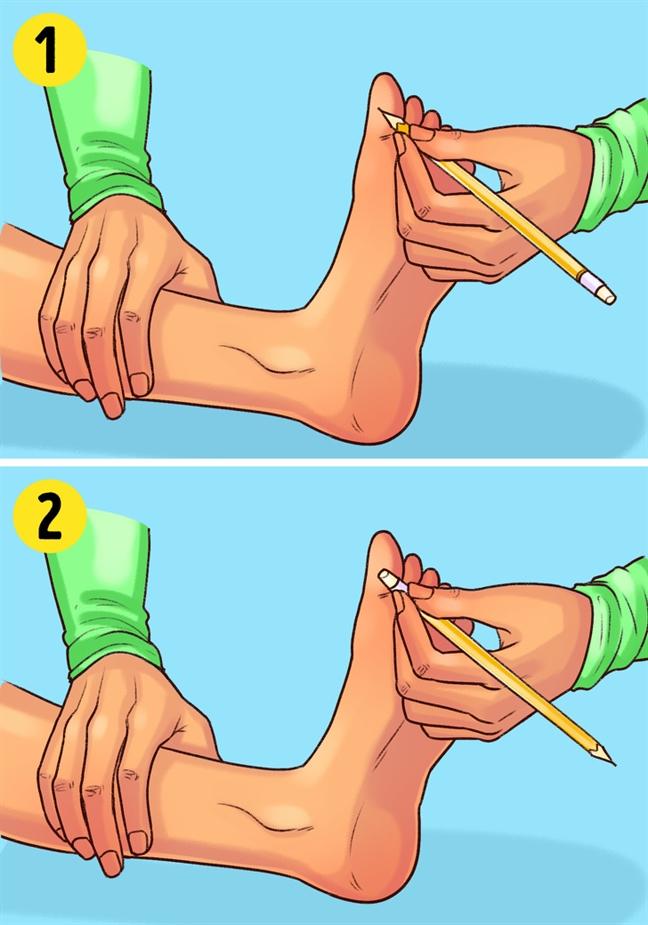 9 cách kiểm tra sức khỏe đơn giản tại nhà - Ảnh 6