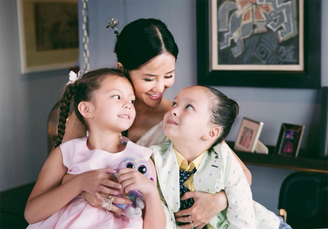 Hồng Nhung: Tôi sẽ đưa chồng cũ về nhà ăn Tết cùng con - Ảnh 3