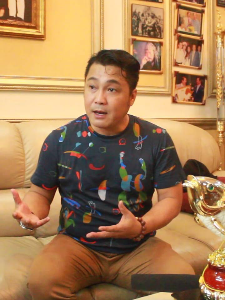 Diễn viên Lý Hùng: 'Nếu đóng phim mà yêu thật thì tôi yêu cả trăm người' - Ảnh 2