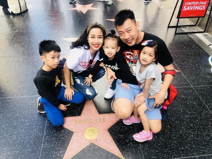 Vợ chồng Ốc Thanh Vân kỷ niệm 10 năm ngày cưới trên đất Mỹ - Ảnh 4