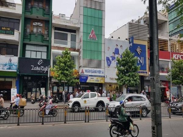 Ngân hàng Việt Á lên tiếng về vụ cướp táo tợn ở TP HCM - Ảnh 1