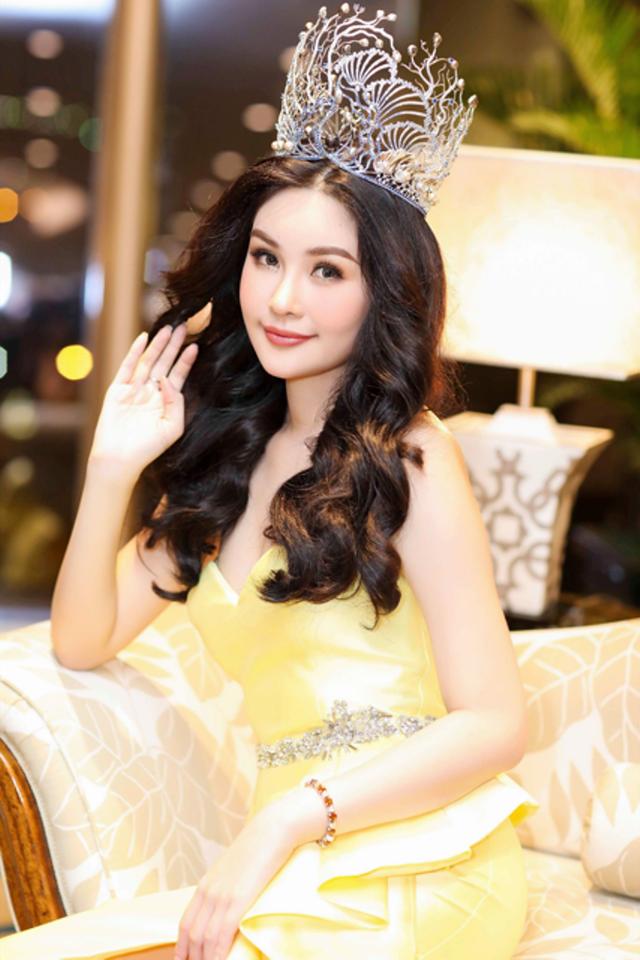 Hơn cả Lê Âu Ngân Anh, nhan sắc của dàn thí sinh Hoa hậu Liên lục địa bị chê 'thảm hại' - Ảnh 1