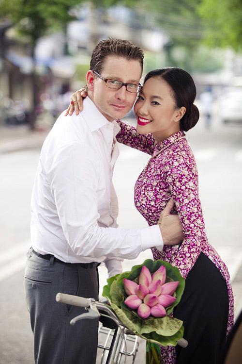 Mỹ nhân Việt 'số hưởng': Chồng giỏi kiếm tiền còn là 'ông bố bỉm sữa' đảm đang khó ai bì kịp - Ảnh 5