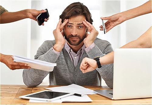 Stress kéo dài có thể dẫn đến mất trí nhớ - Ảnh 1