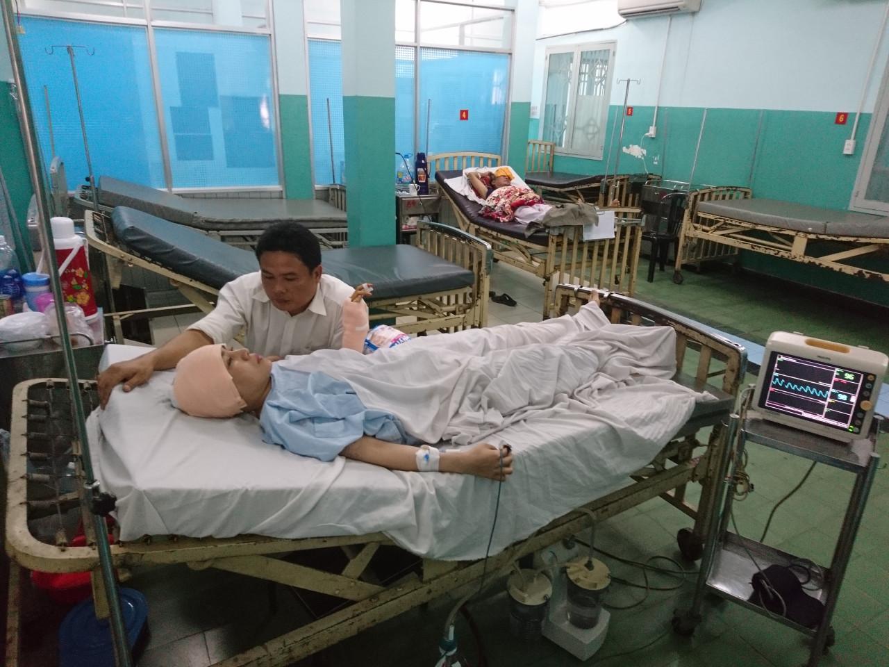 Vụ cô gái cùng bạn bị người yêu rút súng bắn: Chưa phẫu thuật lấy đạn ra khỏi cơ thể hai nạn nhân - Ảnh 2
