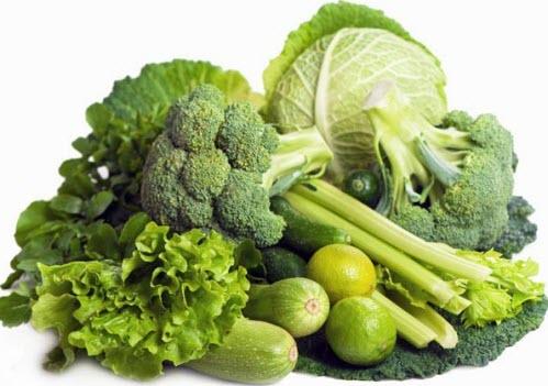 Ăn nhiều rau củ giúp bổ sung nước và dưỡng chất cho bà bầu