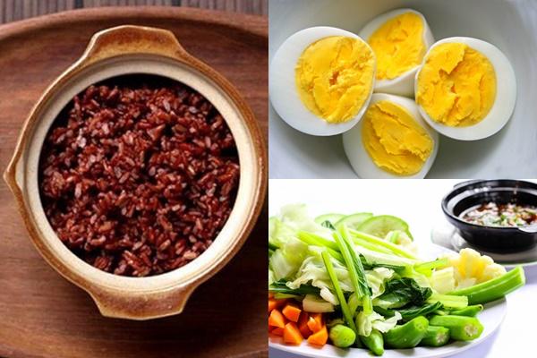 Món ăn thanh đạm là chế độ ăn giảm cân hiệu quả vào bữa tối