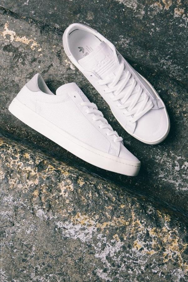 Hè đến, ai mê giày trắng mà không biết 8 mẹo làm sạch giày trắng tinh như mới chưa đến 3 phút thế này thì quá phí - Ảnh 6