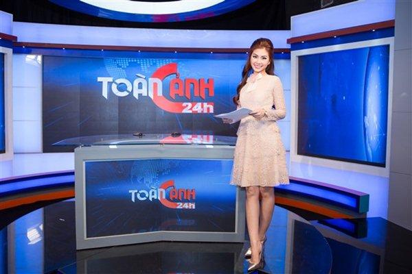Tiết lộ thú vị chuyện váy áo khi lên sóng của MC truyền hình VTV - Ảnh 4