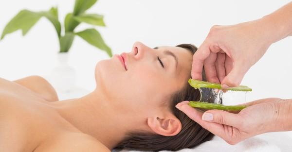 Nha đam có tác dụng dưỡng ẩm và chăm sóc da khô vào mùa lạnh hiệu quả