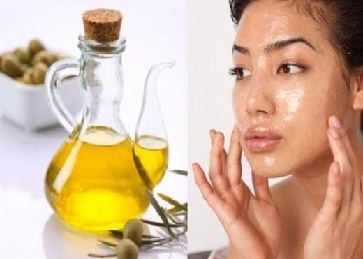 Mặt nạ dầu oliu chăm sóc da vào mùa lạnh cực tốt