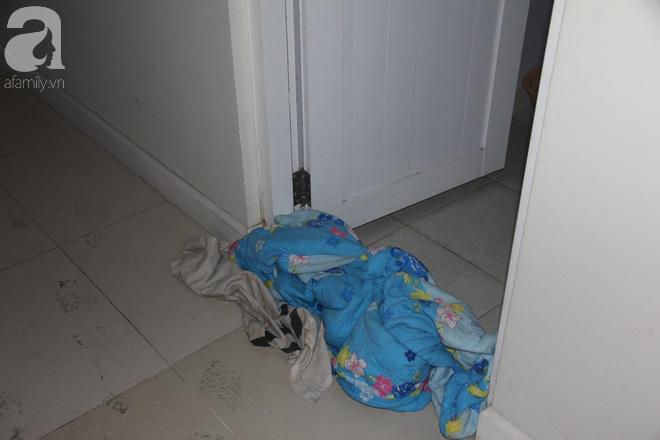 30 giờ sau vụ cháy chung cư Carina: Khung cảnh hoang tàn, người dân được vào nhà tìm những đồ vật còn sót lại - Ảnh 16