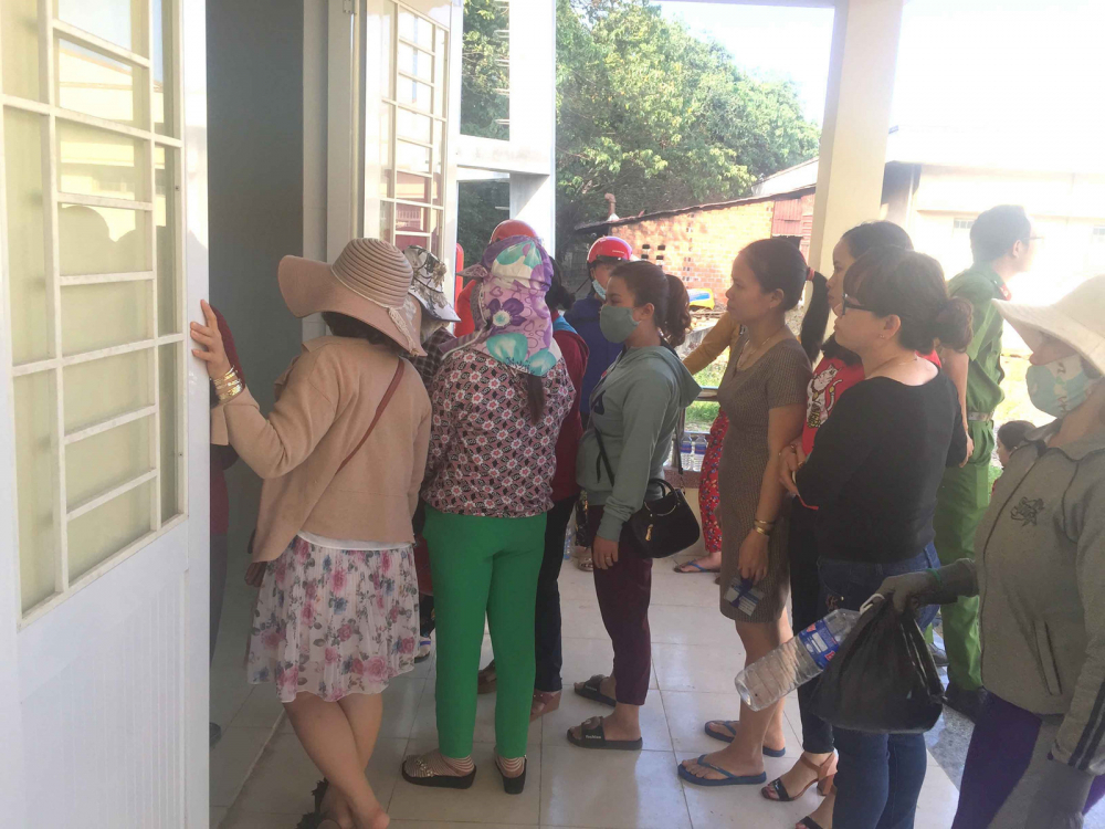 Bé 24 tháng tuổi sặc cháo chết tại nhà giữ trẻ ở Bình Định - Ảnh 1