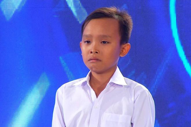 Hồ Văn Cường cao lớn, lột xác điển trai hẳn ra sau 2 năm trở thành quán quân Vietnam Idol Kid - Ảnh 3