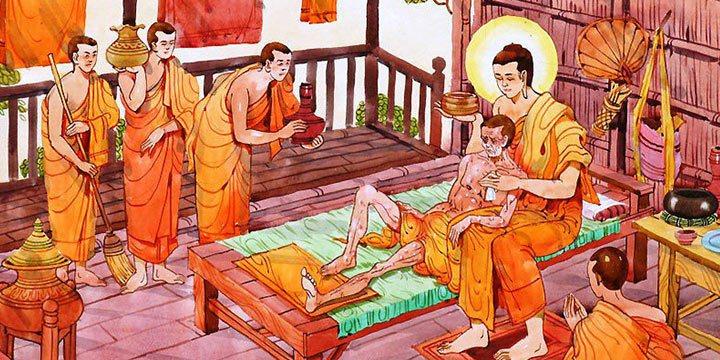 Lời Phật dạy: Khi con người làm và nói những lời này, phúc lộc sẽ mất hết, vận mệnh trở nên tối tăm - Ảnh 1