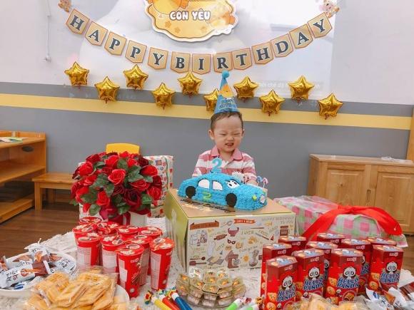 Ly Kute tổ chức sinh nhật 2 tuổi cho con trai Khoai Tây - Ảnh 3