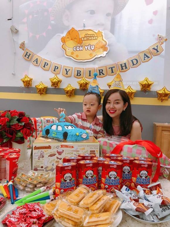 Ly Kute tổ chức sinh nhật 2 tuổi cho con trai Khoai Tây - Ảnh 1