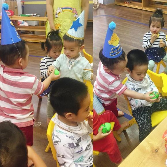 Ly Kute tổ chức sinh nhật 2 tuổi cho con trai Khoai Tây - Ảnh 4